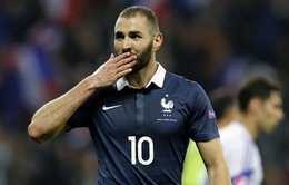 Được phép gặp gỡ Valbuena, Benzema sắp trở lại tuyển Pháp