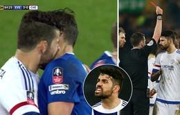 Hiddink thừa nhận Diego Costa cần điều trị tâm lý