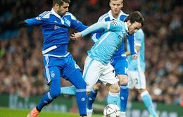 Man City 0-0 Dynamo Kiev (chung cuộc 3-1): Man City lết vào tứ kết