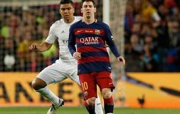 Casemiro là 'Makelele mới' của Real Madrid