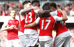 Iwobi - Welbeck - Sanchez: Bộ ba mới của Arsene Wenger