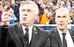 Real Madrid vẫn có thể mạnh hơn: Zidane và bài học quý báu từ Ancelotti