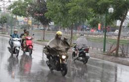 Thời tiết hôm nay: Bắc Bộ có mưa, Nam Bộ nắng nóng