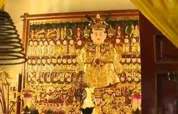 Tượng giá Lạc Long Quân ở Hà Nội được công nhận bảo vật quốc gia
