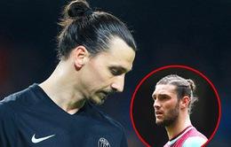 Man City 1-0 PSG (3-2 chung cuộc): Ibrahimovic tệ như… Andy Carroll?