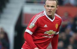 Rooney bực tức vì bị Van Gaal thay ra sớm