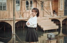 Hot girl wushu Nguyễn Mai Phương: Đã giỏi võ lại hay văn