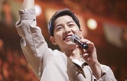 Song Joong Ki: 'Tôi không xứng là ngôi sao hallyu'