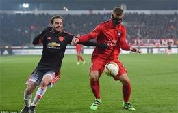 """03h05 ngày 26/02, Manchester United – Midtjylland: """"Quỷ đỏ"""" tự tin giành vé (Lượt về vòng 1/16 Europa League)"""