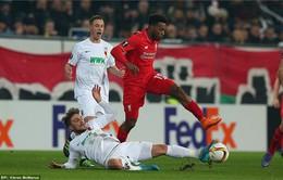01h00 ngày 26/02, Liverpool – Augsburg: Không còn đường lùi (Lượt về vòng 1/16 Europa League)