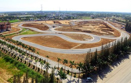 Việt Nam có trường đua tiêu chuẩn quốc tế đầu tiên