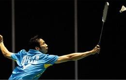 Nguyễn Tiến Minh vào vòng 2 giải Áo mở rộng