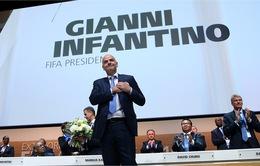 Gianni Infantino đắc cử chức Chủ tịch FIFA