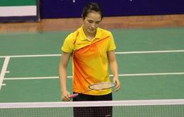 Vũ Thị Trang dừng bước ở bán kết giải Áo mở rộng