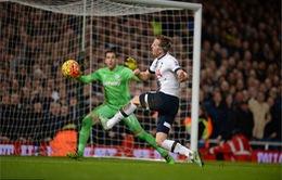 [HIGHLIGHT] West Ham 1-0 Tottenham: Spurs lỡ cơ hội giành ngôi đầu