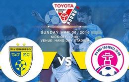 Trận derby Thủ đô mở cửa sân tự do cho fan hâm mộ
