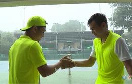 Davis Cup 2016: Hoàng Nam - Hoàng Thiên đánh trận đôi quyết định