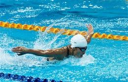 Ánh Viên kết thúc Giải bơi lội Arena Pro Swim Series với 1 HCB