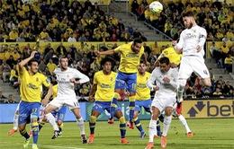 Casemiro lập công phút chót, Real thắng nhọc Las Palmas