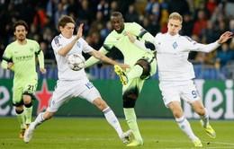 02h45 ngày 16/03, Man City - Dynamo Kiev: Thẳng tiến vào tứ kết