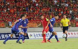 Đài Loan (TQ) tập trung lực lượng mạnh nhất cho trận tái đấu với ĐT Việt Nam