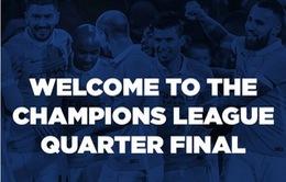 Phản ứng sau lễ bốc thăm tứ kết Champions League: Barca, Atletico e dè, Bayern, Real hài lòng