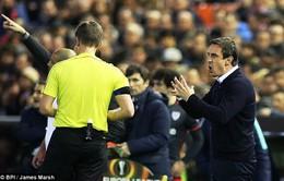 [HIGHLIGHT] Valencia 2-1 Ath Bilbao: Bàn thắng gây tranh cãi của Aduriz đưa Bilbao đi tiếp
