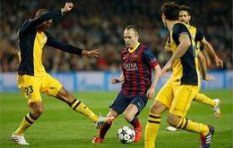 Atletico Madrid – kẻ ngáng đường và nỗi sợ của Barcelona