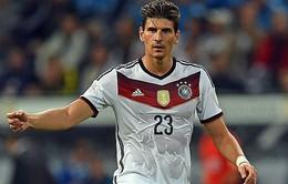 ĐT Đức triệu tập: Thi đấu ấn tượng tại Thổ Nhĩ Kỳ, Mario Gomez được tin tưởng