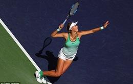Chung kết đơn nữ Indian Wells: Azarenka bất ngờ đánh bại Serena Williams