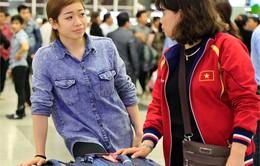VĐV TDDC Phan Thị Hà Thanh lên đường tập huấn tại Mỹ