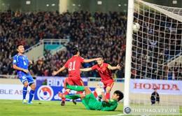 [ẢNH] ĐT Việt Nam và những khoảnh khắc ấn tượng trong chiến thắng trước ĐT Đài Bắc Trung Hoa