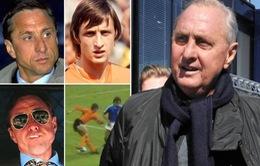 Bóng đá Hà Lan tưởng nhớ Johan Cruyff
