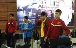 ĐTQG Việt Nam đã đến Iran an toàn, sẵn sàng chuẩn bị cho trận gặp ĐT Iraq