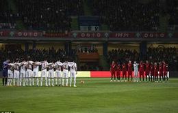 Giao hữu: Ronaldo sút hỏng penalty, ĐT Bồ Đào Nha thua sát nút Bulgaria