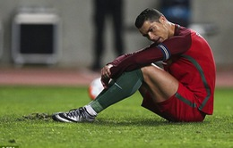 Bất ngờ: Ronaldo 3 lần sút hỏng penalty trong một tháng