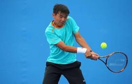 Lý Hoàng Nam giành quyền vào vòng đấu chính thức Japan F4 Futures