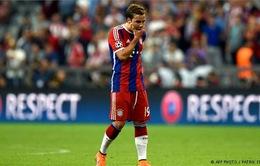 Liverpool sắp có được Mario Gotze nhờ sức hút từ Jurgen Klopp