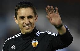 CHÍNH THỨC: Valencia sa thải HLV Gary Neville