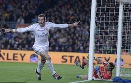 Gareth Bale bị từ chối bàn thắng vì… cao hơn Alba!