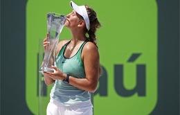 Miami mở rộng 2016: Azarenka lần thứ 3 đăng quang!
