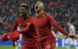 01h45 ngày 6/4, Bayern Munich – Benfica: Không có chỗ cho sai lầm (Lượt đi vòng tứ kết Champions League)
