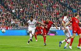 Tứ kết lượt đi Champions League: Bayern thắng tối thiểu trước Benfica