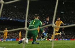 Tứ kết lượt đi Champions League: Suarez tỏa sáng, Barca ngược dòng thành công trước Atletico