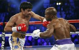 Manny Pacquiao thắng áp đảo Timothy Bradley