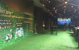 15h00 hôm nay (14/4), VTV công bố bản quyền phát sóng giải bóng đá vô địch các quốc gia châu Âu 2016