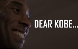 Lời cảm ơn đầy đầy ý nghĩa của NBA tới Kobe Bryant
