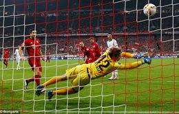 Muller lập cú đúp đưa Bayern vào chung kết Cúp Quốc gia Đức