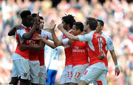 Arsenal – West Bromwich Albion: Đòi lại vị trí thứ ba (01h45 ngày 22/4, TRỰC TIẾP trên VTV6)