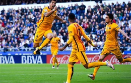 Vòng 34 Giải VĐQG Tây Ban Nha: Đại thắng Deportivo, Barcelona khẳng định sức mạnh